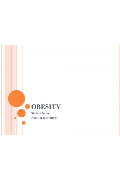 Nr 511 Week 7 Assignment Clinical Practice Guideline Powerpoint Obesity Course Notes For Students